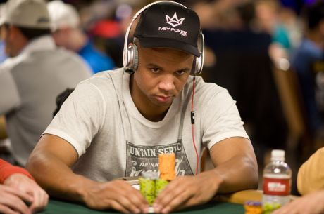 Poker Superstar Phil Ivey Scores $500,000 Win in Two Days Online