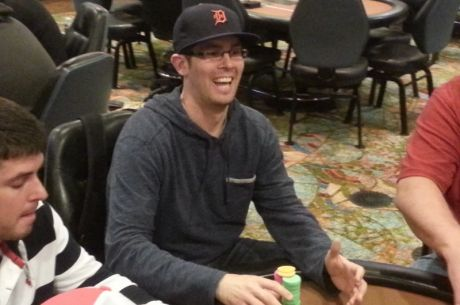 2014 MSPT FireKeepers Casino Day 1a: 106 Down to 18; Hammett Leads; Lamphere Still In