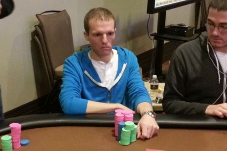 2014 MSPT FireKeepers Casino Day 1c: Huge Turnout Brings Total Field to 411 Entries