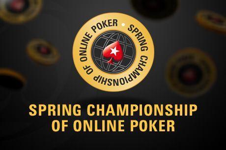 Termina Hoje o Spring Championship of Online Poker na PokerStars