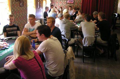 Populaarne Triobet Live turniirisari jõudis Võrusse