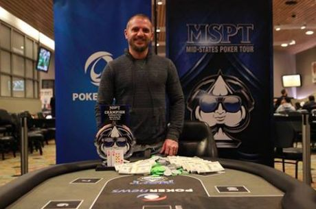 Jason Zarlenga Wins 2014 MSPT FireKeepers Casino for $101,482
