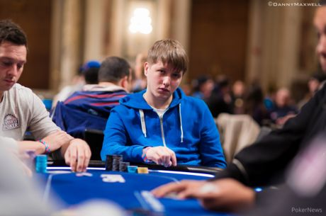 "Ivan ""vandir4rek"" Soshnikov Wins 2014 PokerStars SCOOP $10K Main Event for $1 Million"