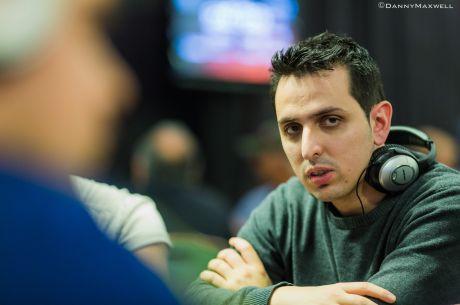 Jorge Coello y Sergio Aído se hacen un hueco en la misma mesa final