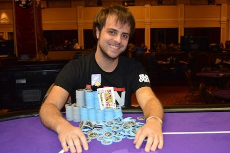 Bryan Campanello Wins World Series of Poker Circuit Harrah's New Orleans for $175,459