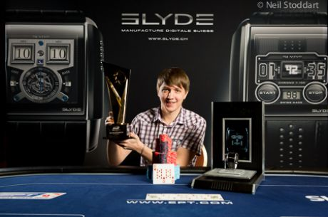 Ivan Soshnikov vyhrál 2014 PokerStars SCOOP $10K Main Event za $1 milion