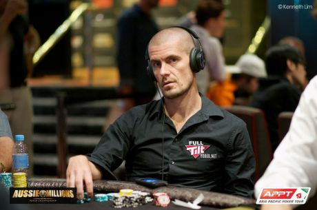 Gus Hansen Wins $1.2 Million In Two Days On Full Tilt Poker