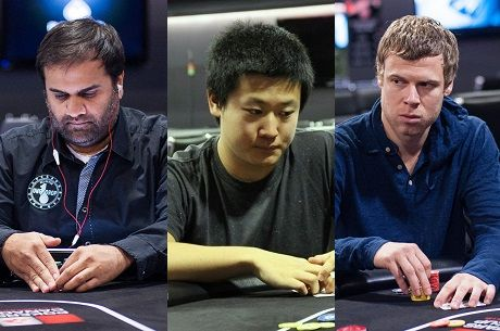 PokerStars Canada Cup $10,400 High Roller Day 2: Chartier, Yan, and Alibay Remain