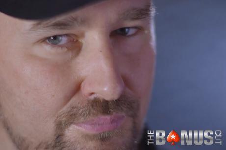 Phil Hellmuth Versão Humilde no Bonus Cut