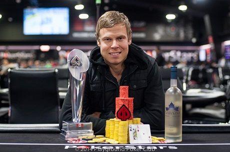 Сэм Шартье стал лучшим хайроллером PokerStars Canada Cup