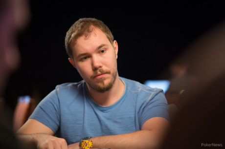 The Online Railbird Report: Kostritsyn Wins Big, Hansen Punts, and Dwan Eats Crawfish