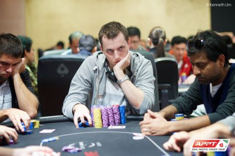 2014 PokerStars.net APPT Macau Main Event Day 2: 51 Left with Demicki Leading