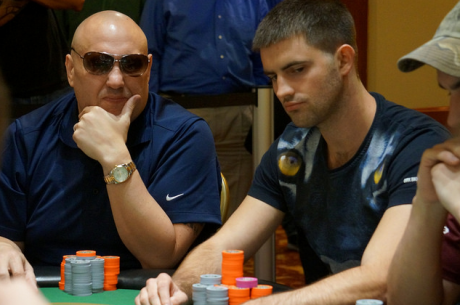 2014 WSOP Circuit National Championship Day 2: Matthew Ashton Leads Final Table of Six