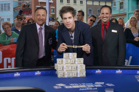 Dominik Nitsche Wins the 2014 World Series of Poker National Championship for $352,800