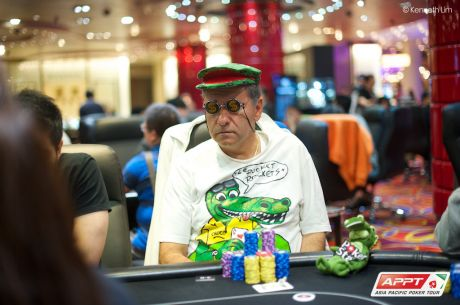 "2014 PokerStars.net APPT Macau Main Event Day 3: ""The Croc"" Headlines Final Table"