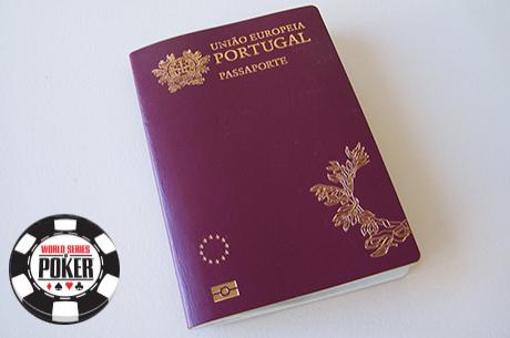 UPDATE: Passaporte é Suficiente para Registo nas WSOP