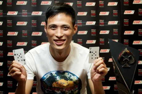 Jiajun Liu  de China Gana el PokerStars.net APPT Macau Main Event 2014 por HK$2,776,000