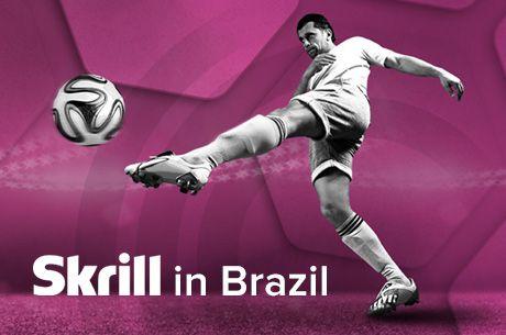 Ganha €1 milhão na promoção €1M com a Skrill no Brasil!