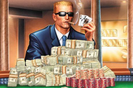 Daugiausiai internetiniame pokeryje uždirbusių lietuvių dešimtukas