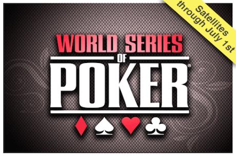 WSOP Anuncia Nueva Alianza, Manera Única de Ganar Entradas al Main Event