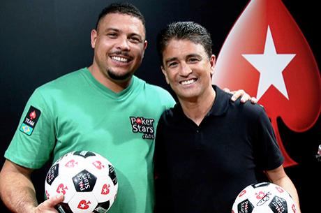 Ronaldo foi Bluffado por Bebeto Sem Saber...