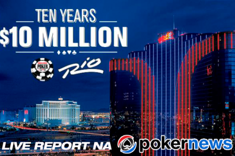 Evento #1 das World Series Of Poker 2014 Arranca às 20:00, Live Report na PokerNews!
