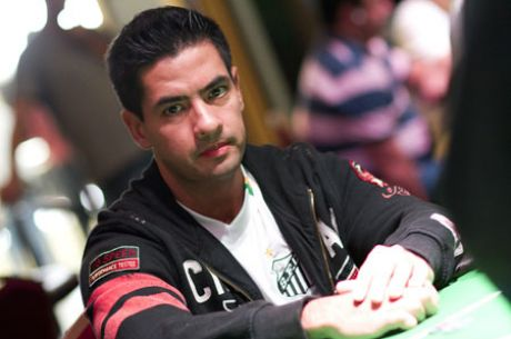 Thiago Decano Chip Leader da Mesa Final da PokerStars Canada Cup
