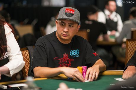 J.C. Tran: $25K Mixed-Max Event Provides Platform for Short-Handed Improvement