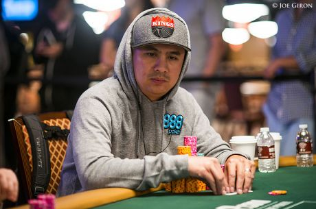WSOP: $25,000 įpirkos Mixed-Max No-Limit Hold'em turnyre liko 16-a žaidėjų