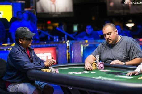 WSOP 2014: Roland Reparejo (1,79M) e Corey Emery (735,000) no Heads-Up do Evento #1