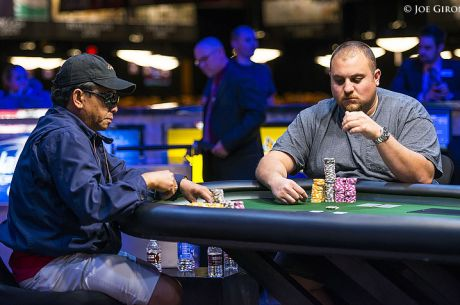 2014 World Series of Poker Day 2: Decarolis Leads $25K Mixed-Max; Event #1 Still Undecided