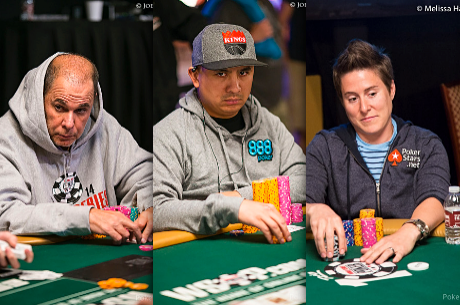 WSOP 2014: Al Decarolis Líder; JC Tran e Vanessa Selbst no Pódio do Evento #2