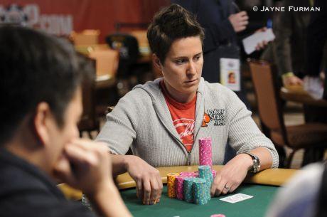 WSOP día 3: Vanessa Selbst busca el triplete de brazaletes (actualizado)