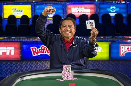 2014 World Series of Poker Day 3: Reparejo Wins Event #1; Selbst, Billirakis Aim for More Gold
