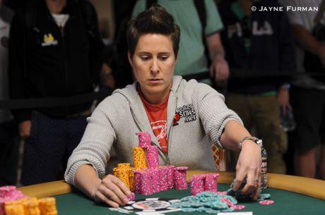 Vanessa Selbst - per žingsnį nuo WSOP trofėjaus