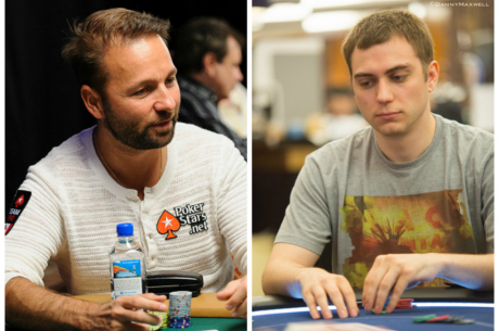 "Daniel Negreanu and David ""Bakes"" Baker Discuss WSOP Shootout Strategy"
