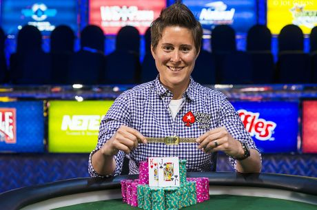 Vanessa Selbst wygrywa WSOP Event #2: $25,000 Mixed-Max No-Limit Hold'em ($871,148)!