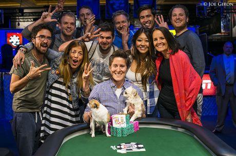 Oops! She did it again: Трета WSOP гривна за Ванеса Селбст