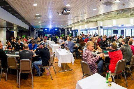 REKORD:Unibet Openil põhiturniiril osaleb 73 Eesti mängijat!