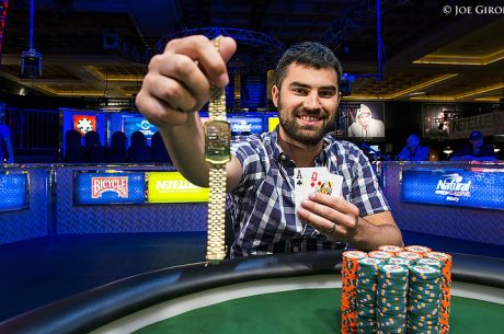 Kyle Cartwright wygrywa WSOP Event #4: $1,000 No-Limit Hold'em ($360,435)!