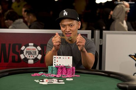 Tuan Le wygrywa WSOP Event #5: $10,000 Limit 2-7 Triple Draw Lowball Championship ($355,324)!