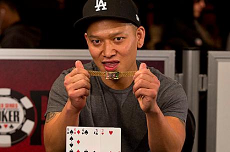 WSOP 2014: Dalším vítězem náramku se stává Tuan Le