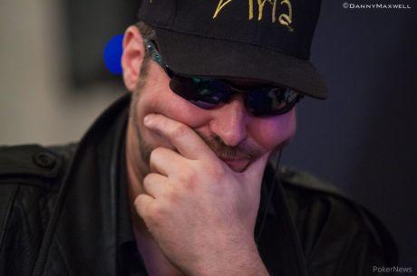 Phil Hellmuth tiene a la vista su Brazalete #14
