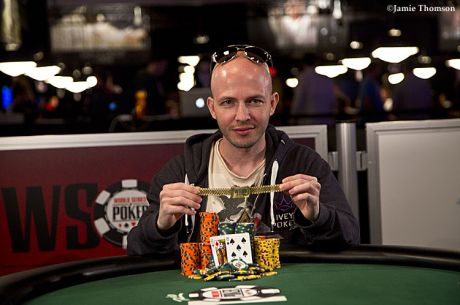 Alex Bolotin wygrywa Event #6: $1,500 No-Limit Hold'em Shootout ($259,211)!