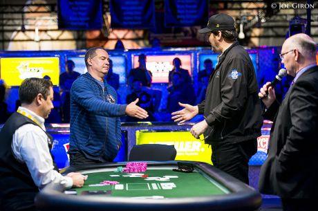 Iki 14-ojo triumfo WSOP Philui Hellmuthui pritrūko mažyčio žingsnelio