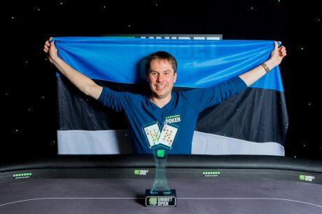 Unibet Open põhiturniiri võitis Mauri Dorbek!