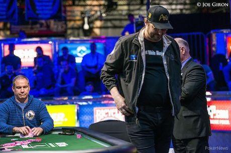 WSOP día 6: Heads-up sin premio para Phil Hellmuth (actualizado)