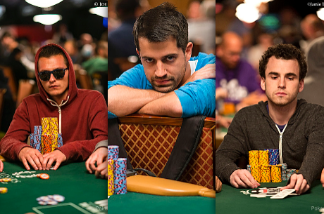 Millionaire Maker a Todo Vapor; Adam Geyer Lidera Evento #9; Dan Kelly Lidera $10k Limit Omaha;