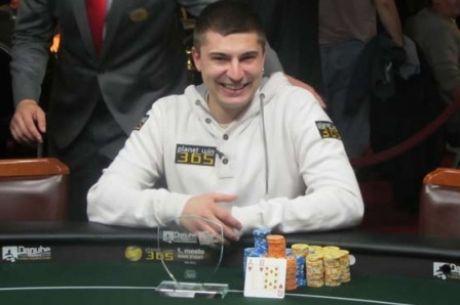 Marko Pantelić je Pobednik Danube Poker Masters Main Eventa u Grand Casinu