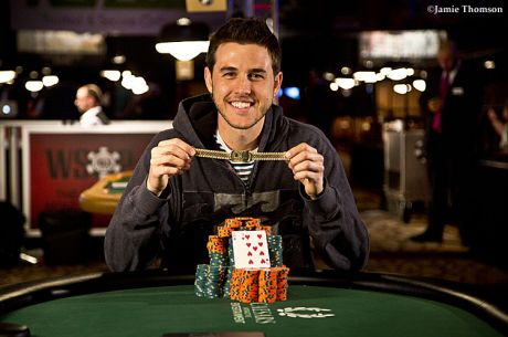 Jeff Smith wygrywa WSOP Event #9: $1,000 No-Limit Hold'em ($323,125)!